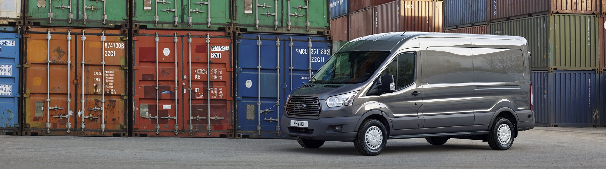 Ford Transit Leasing