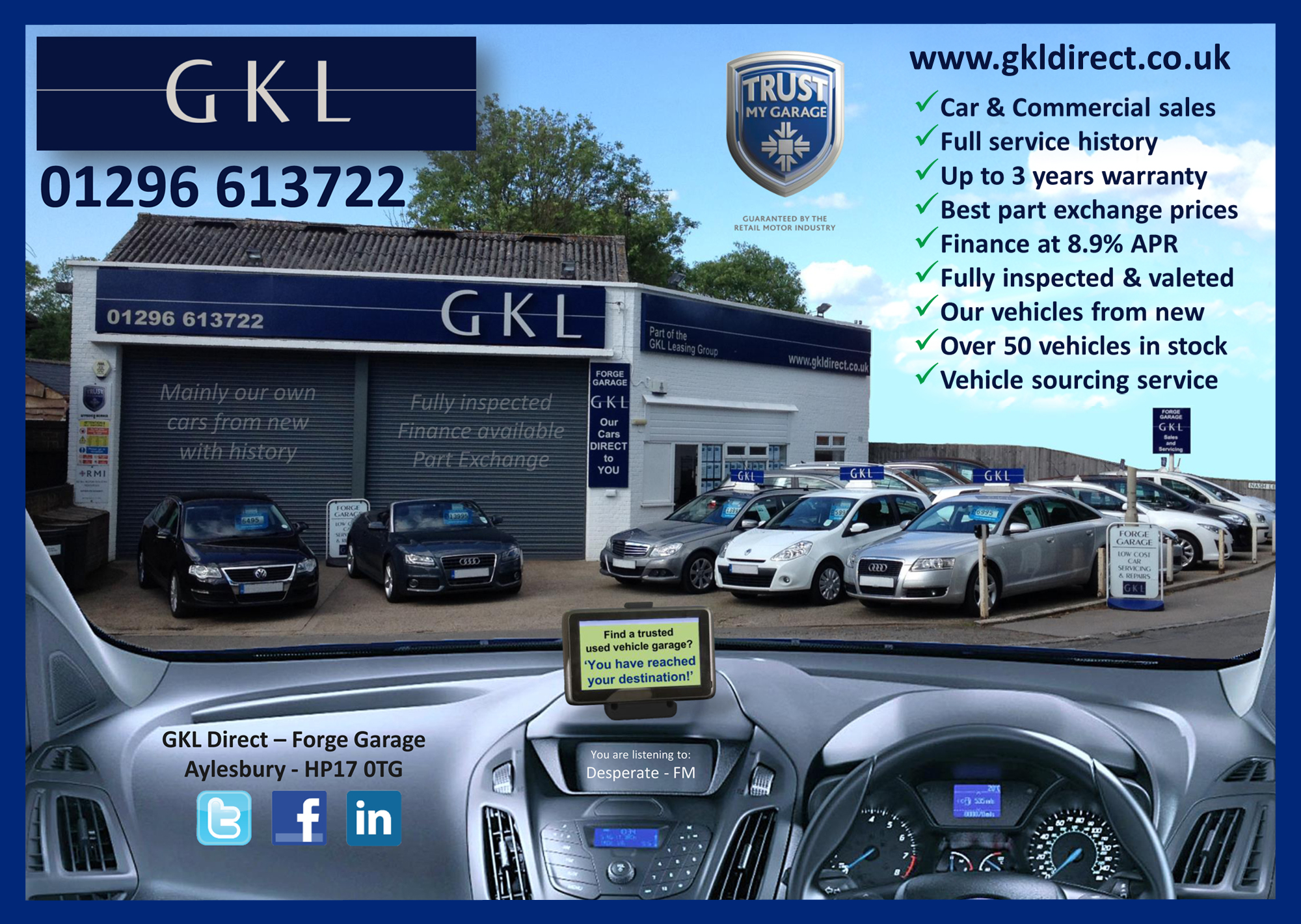 GKL Direct Vehicle Sales