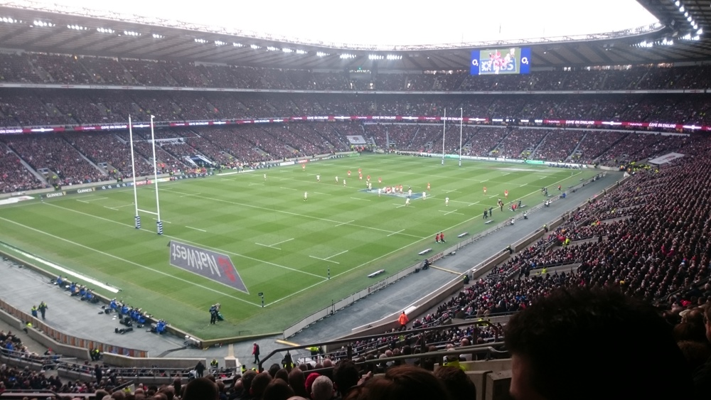 England Rugby with GKL